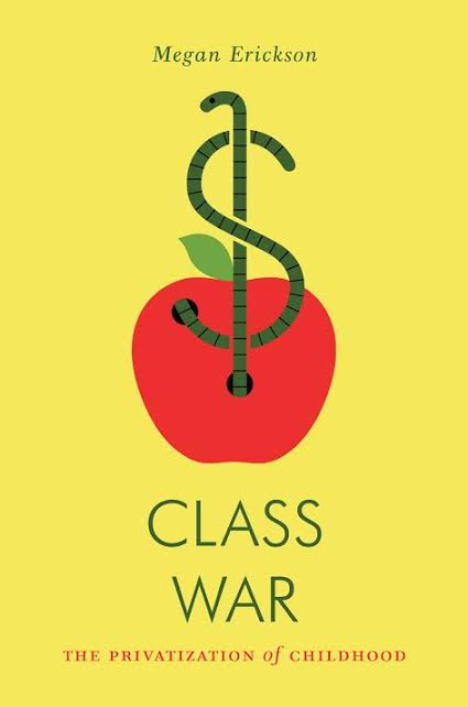 Book Launch: Class War by Megan Erickson with Brian Jones and Bhaskar Sunkara