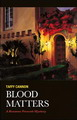 San Diego Book Awards 2008 Winner- Taffy Cannon, Blood Matters