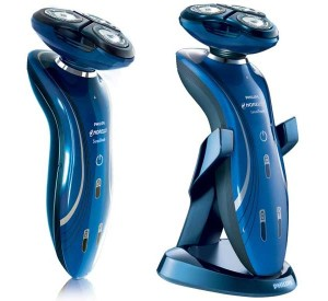 Philips Norelco 1150X 40 Sensotouch electric mens shaver and stand 300x275
