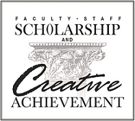 Scholarship and Creative Achievement event graphic