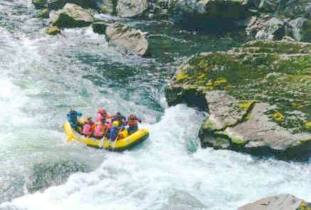 Rogue River Canyon Whitewater Rafting, Oregon Rafting Trips