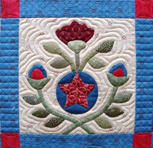 applique vines