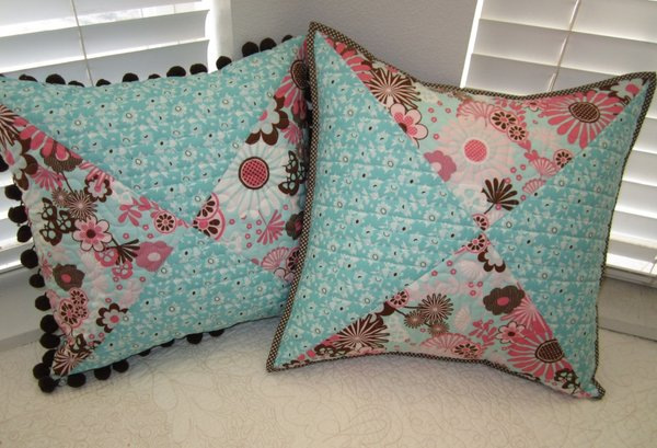 Dainty Pillows