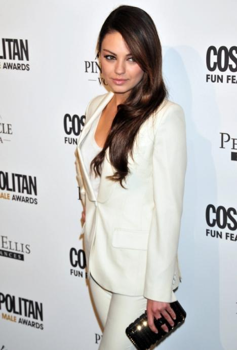 Seven Fashion Trends to Steal from Mila Kunis