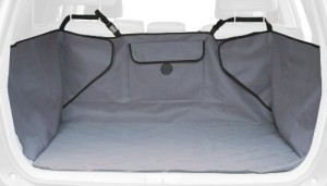 Gray K&H Quilted Cargo Cover