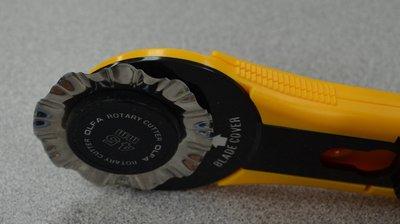 Olfa's Scallop Rotary Blade