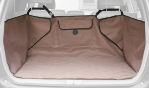 K&H Quilted cargo cover