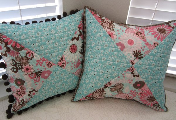 Fat Quarter Pillows