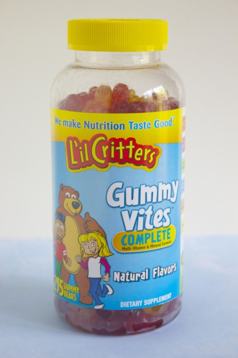 L'il Critters™ Gummy Vites Complete + $100 Visa Gift Card Giveaway