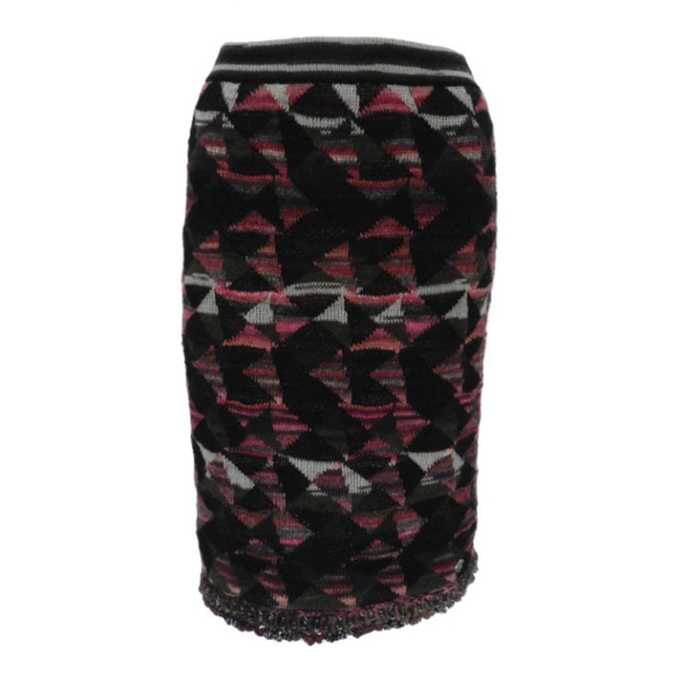 chanel 2009 runway skirt 1stdibs