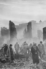 How the Blitz shaped Britain's future: A new country arose from destruction caused by the aerial assault launched 75 years ago
