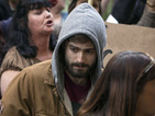 See Daniel Radcliffe in new pictures from GTA drama The Gamechangers