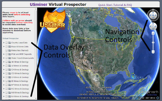 virtual prospector overview
