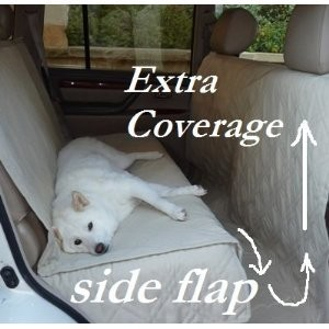 formosa deluxe rear seat cover