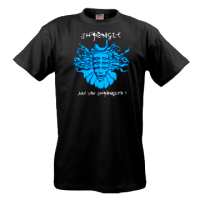 Shpongle Are You T-Shirt Black