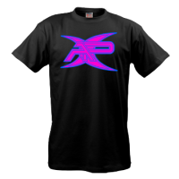 Astral Projection Neon Glow T-Shirt
