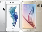iPhone 6S vs Samsung Galaxy S6: Which flagship phone is best when it comes to screen, camera and price?