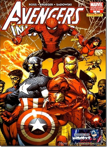 P00001 - 1 Avengers - Invaders #1