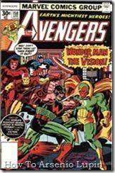 P00159 - Los Vengadores v1 #158