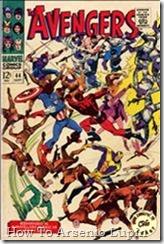P00044 - Los Vengadores v1 #44