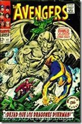 P00041 - Los Vengadores v1 #41