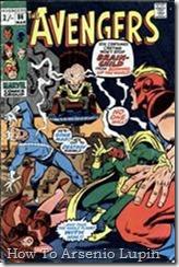 P00088 - Los Vengadores v1 #86