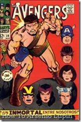 P00038 - Los Vengadores v1 #38