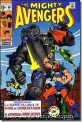 P00071 - Los Vengadores v1 #69