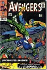 P00031 - Los Vengadores v1 #31