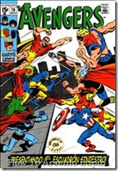 P00072 - Los Vengadores v1 #70