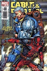 P00032 - Cable y Deadpool #4