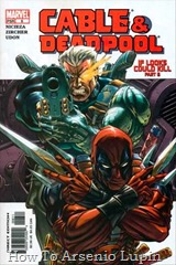 P00036 - Cable y Deadpool #6