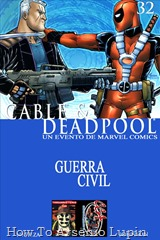 P00025 - Cable y Deadpool #32