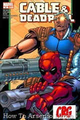 P00016 - Cable y Deadpool #23