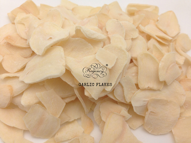 Regency garlic flakes