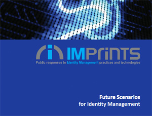 Brochure about future scenarios of IM for parliament and other stakeholders.