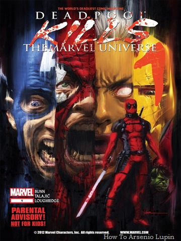 P00001 - Deadpool Mata al Universo