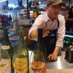 Wine bar at Wholefoods Lincoln Park Chicago