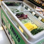 Frozen fruits and vegetables at Port Chester Wholefoods
