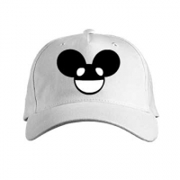 Deadmau5 White Cap