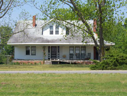 Hall Homeplace