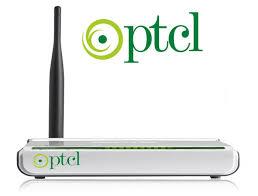 ptcl modem config
