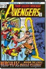 P00097 - Los Vengadores v1 #99