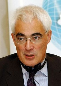 Alistair Darling Too cerebral to lead the 'No' campaign?