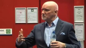 Sir Tom Hunter Voters 'detered' by negative tone (Picture: from Vimeo)