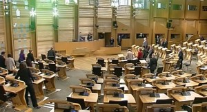 The SNP formed a minority government successfully