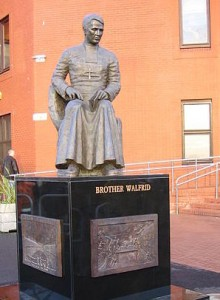 Brother Wilfrid Statue