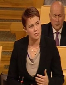 Ruth Davidson Concerned about abolition of corroboration