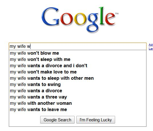 wife wont