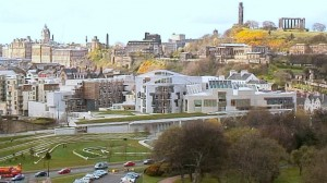The Scottish Parliament  Another project with a financially shaky shart